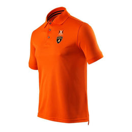 X-Bionic® for Automobili Lamborghini TechStyle Flag Polo Shirt-Sport-beautylion.shop