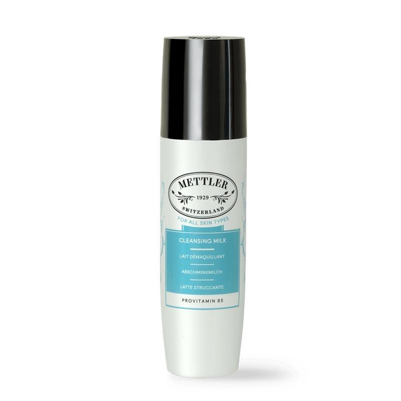 Mettler1929 for all skin types cleaning milk 200 ml - beautylion.shop