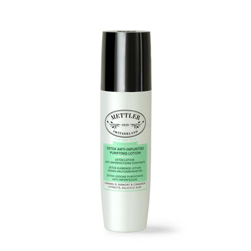 Mettler1929 detox anti-impurities purifying lotion 200 ml - beautylion.shop