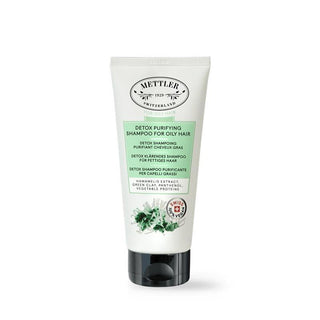 Mettler1929 detox purifying shampoo for oily hair 200ml-Shampoo-beautylion.shop