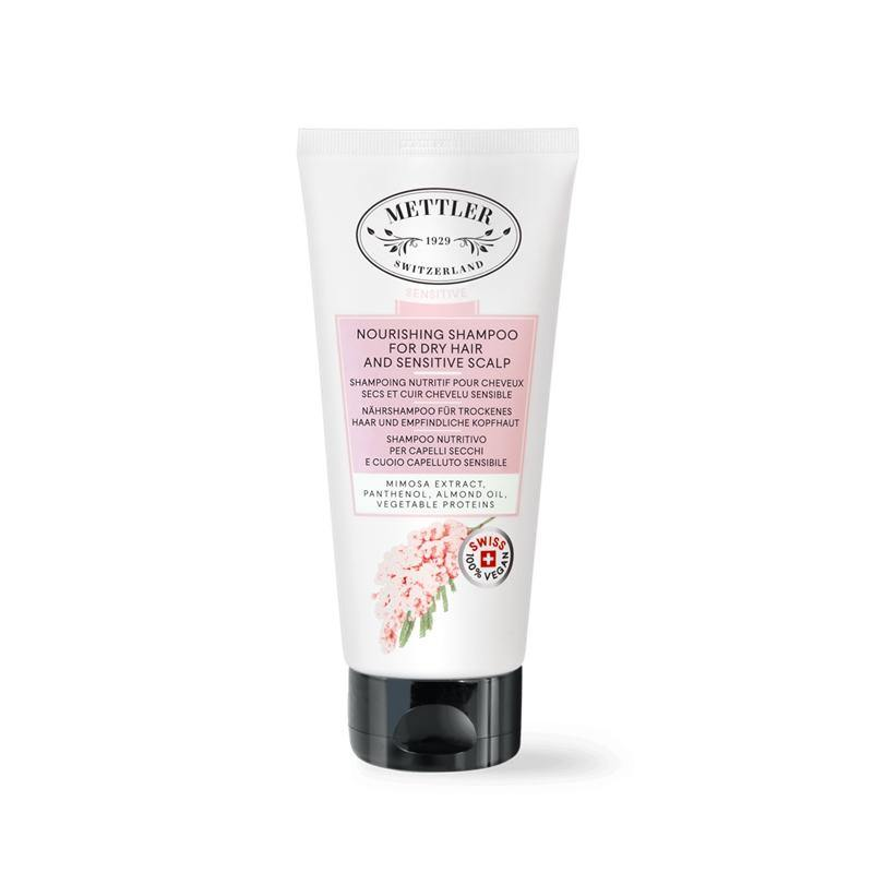 Mettler1929 nourishing shampoo for dry hair & sensitive scalp 200 ml-Shampoo-beautylion.shop