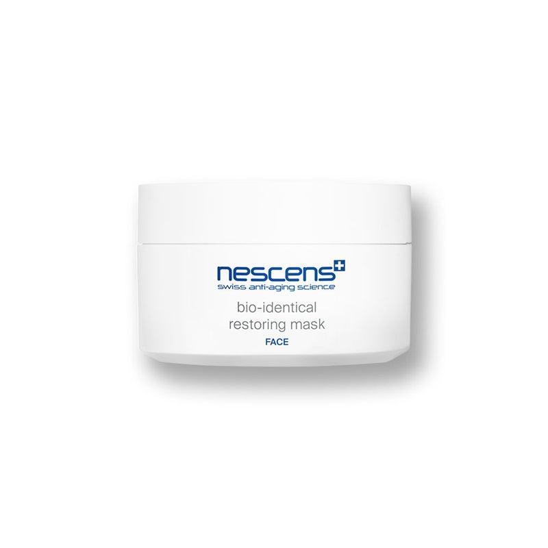 Nescens bio identical restoring mask face 100ml-Face Mask-beautylion.shop