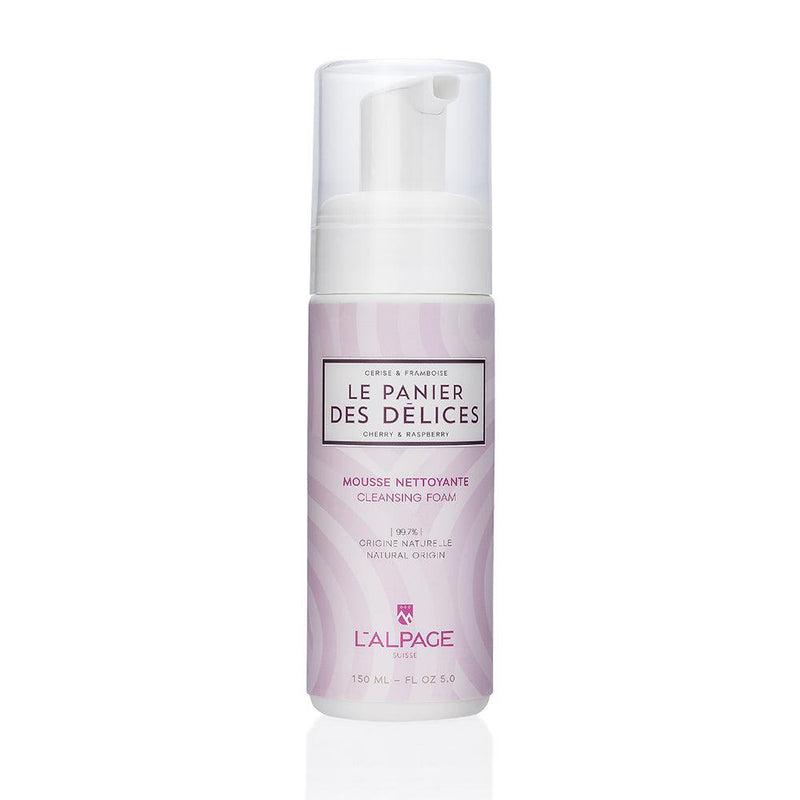 L'alpage le panier - cleaning foam 150 ml - beautylion.shop