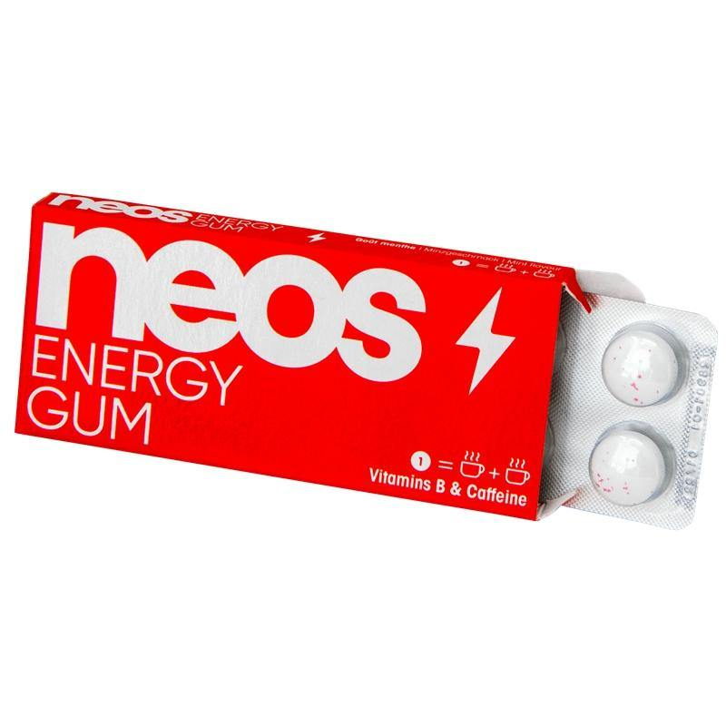 Neos energy gum 8*2g - beautylion.shop