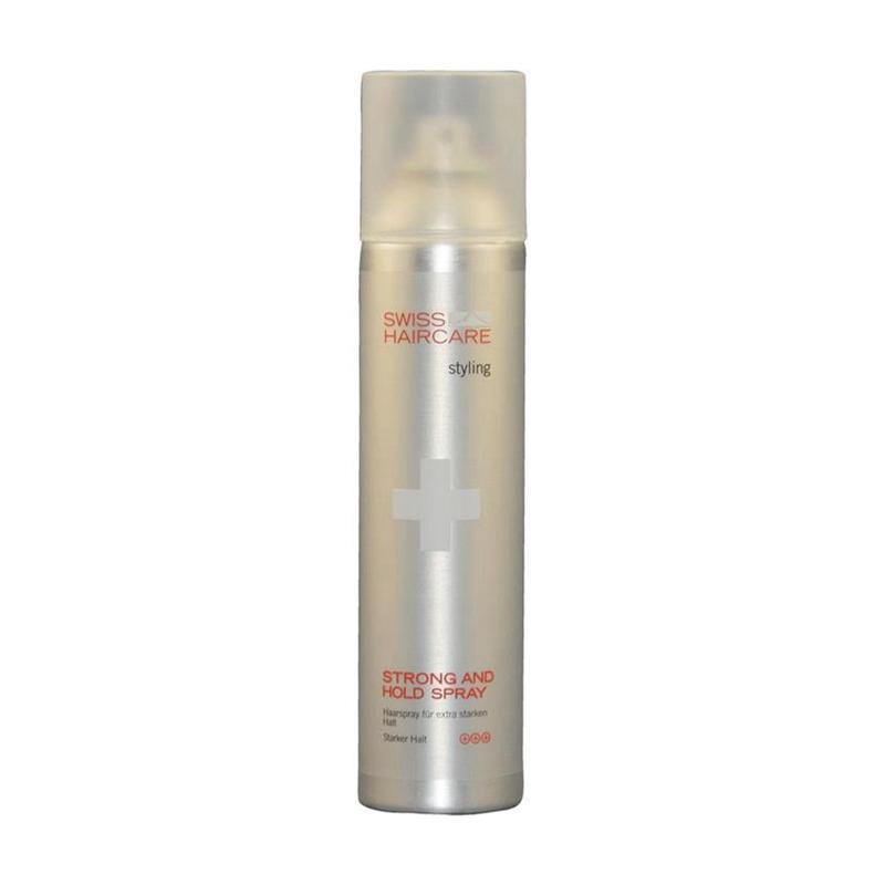 Swiss Hair Care styling aerosolspray strong and hold 300 ml-Hair Spray-beautylion.shop