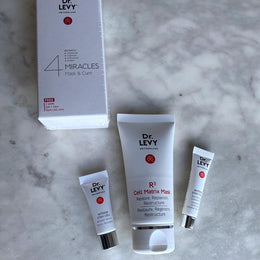 Dr Levy 4 miracles mask & cure set-Face Mask-beautylion.shop
