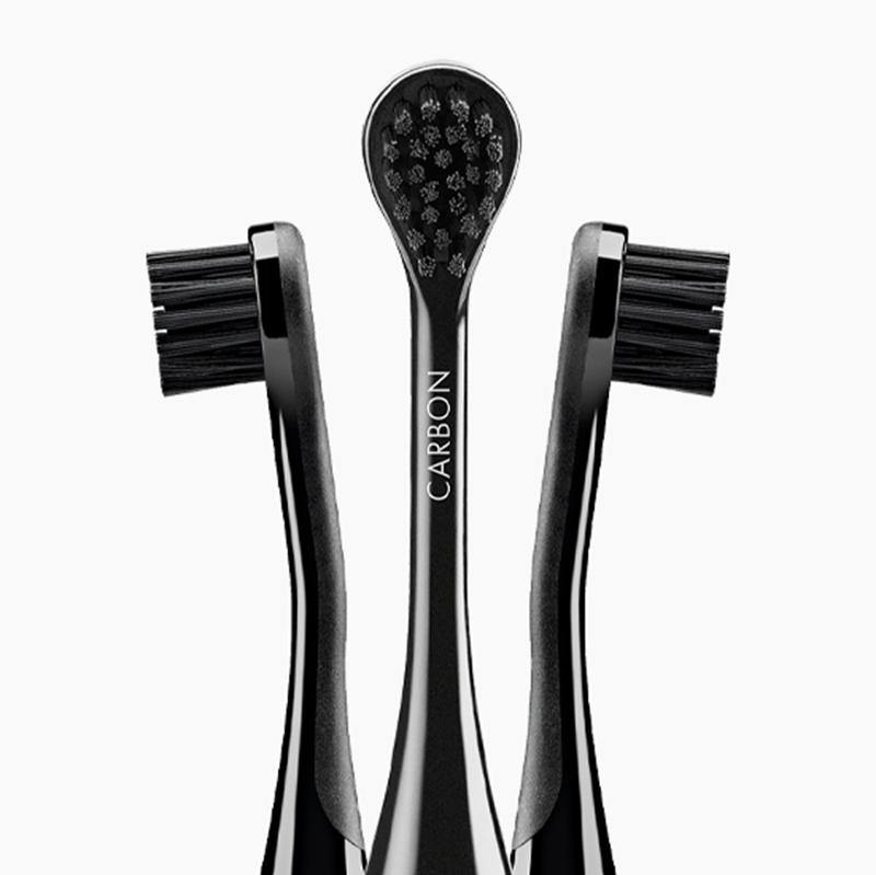 Curaprox black is white hydrosonic toothbrush-Toothbrush-beautylion.shop