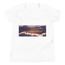 Load image into Gallery viewer, Move With The Clouds Youth Unisex T-Shirt