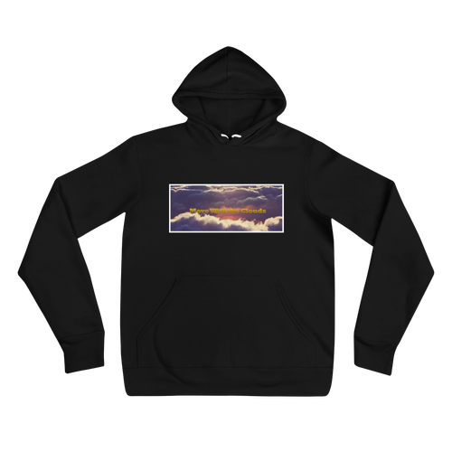 Move With The Clouds Adult Unisex Hoodie