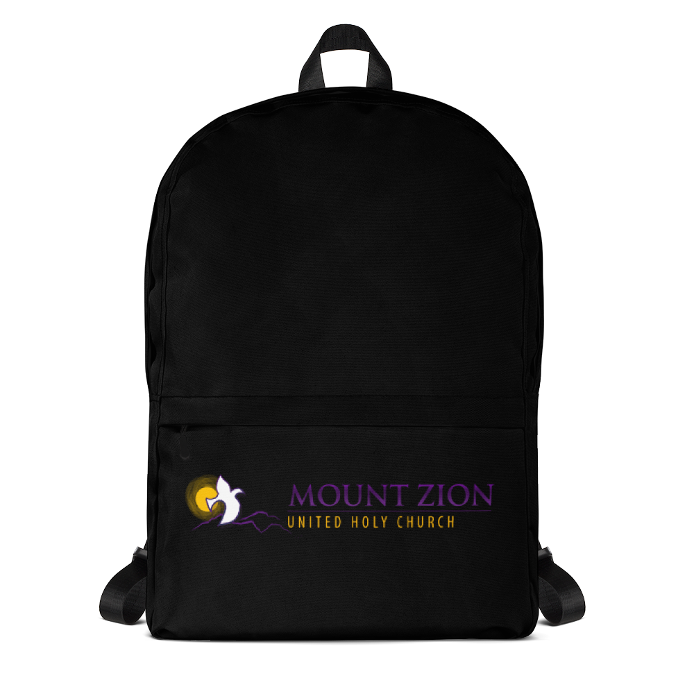 Mount Zion Backpack