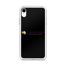 Load image into Gallery viewer, Mount Zion iPhone Case (Black)