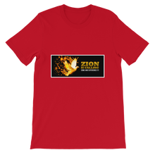 Load image into Gallery viewer, Zion Is Calling Come And Experience It Adult Unisex T-Shirt