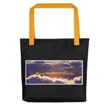 Load image into Gallery viewer, Move With The Clouds Tote Bag