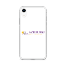 Load image into Gallery viewer, Mount Zion iPhone Case (White)