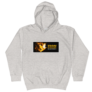 Zion Is Calling Come And Experience It Unisex Youth Hoodie