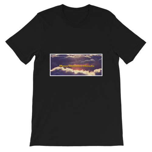 Move With The Clouds Adult Unisex T-Shirt