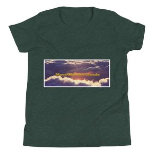 Move With The Clouds Youth Unisex T-Shirt