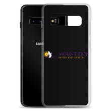 Load image into Gallery viewer, Mount Zion Samsung Case (Black)