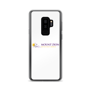 Mount Zion Samsung Case (White)