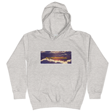 Load image into Gallery viewer, Move With The Clouds Unisex Youth Hoodie