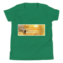 Load image into Gallery viewer, The Anointing Of God's Favor Changes Everything Youth Unisex T-Shirt