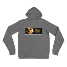 Load image into Gallery viewer, Zion Is Calling Come And Experience It Adult Unisex Hoodie