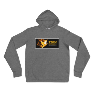 Zion Is Calling Come And Experience It Adult Unisex Hoodie