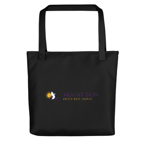 Mount Zion Tote Bag