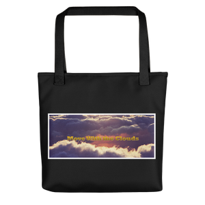 Move With The Clouds Tote Bag