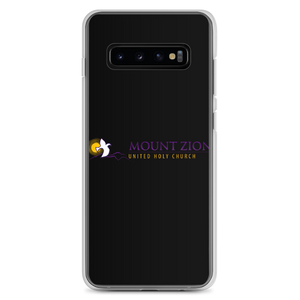 Mount Zion Samsung Case (Black)