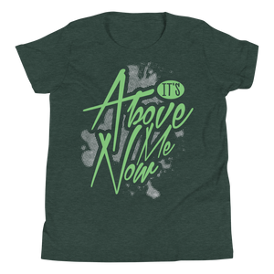 It's Above Me Now Youth Unisex T-Shirt