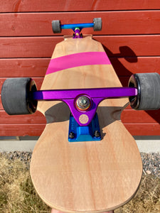 Freestyle longboard 41 inch The Supermodel
