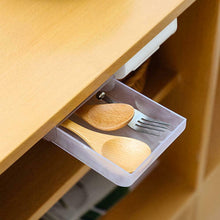 Load image into Gallery viewer, Newest Under Desk Organizer