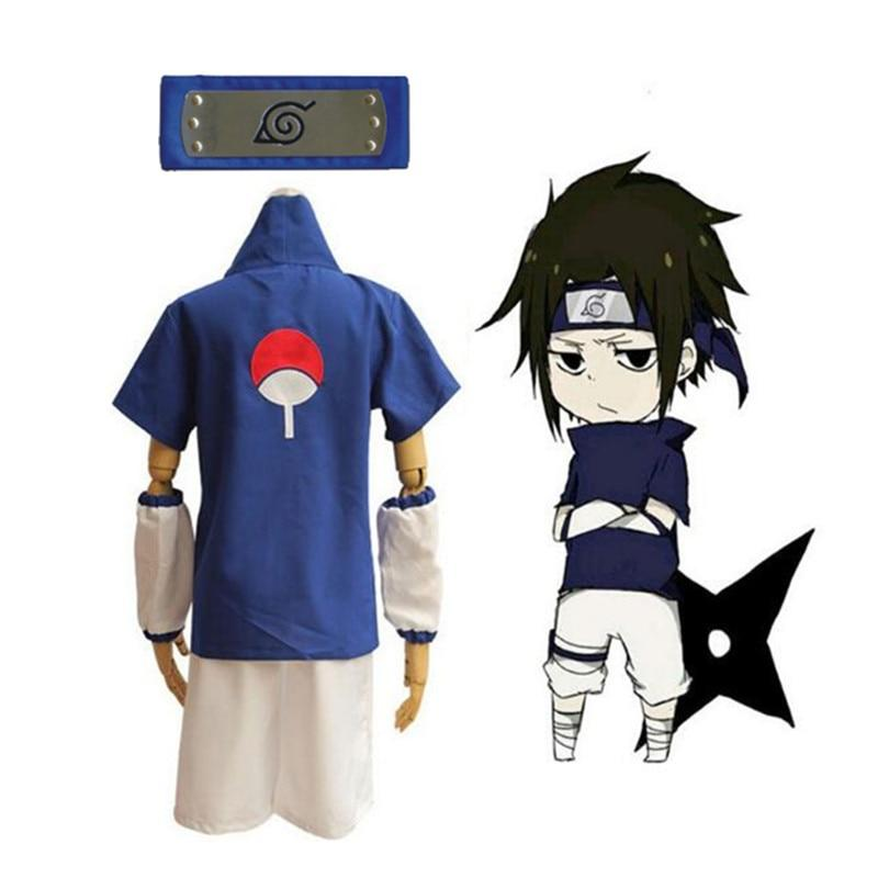 cosplay Sasuke enfant