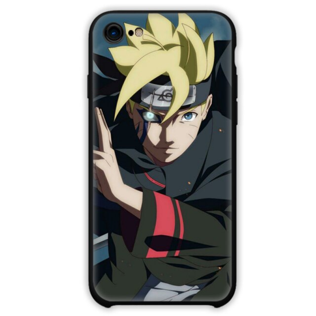 coque naruto iphone