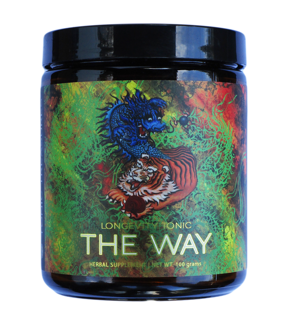 THE WAY: HARMONIZING JING TONIC | LONGEVITY TEA