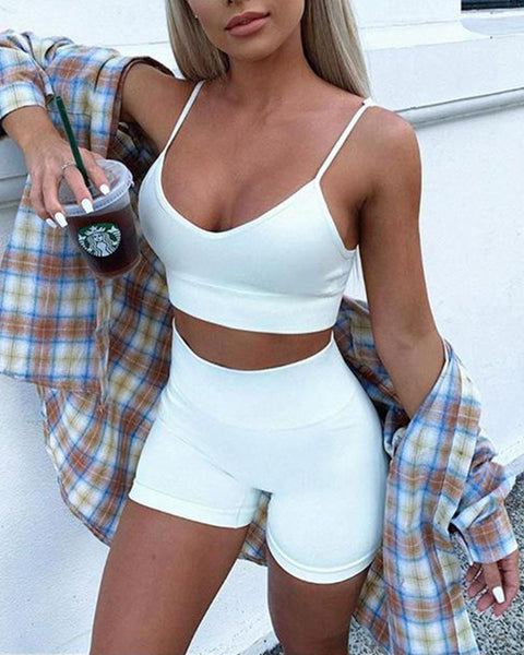 Cami Top & Shorts Set