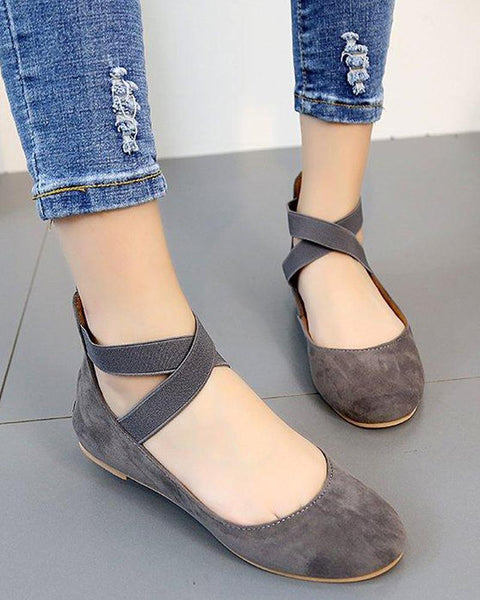 Low Top Slip-On Flats