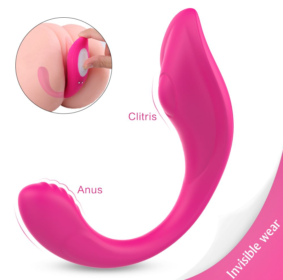 Rechargeable Clitoral & G-Spot Vibrator