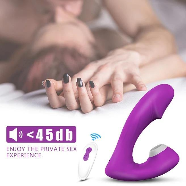 PHANXY Clitoral Sucking Vibrator s181-2