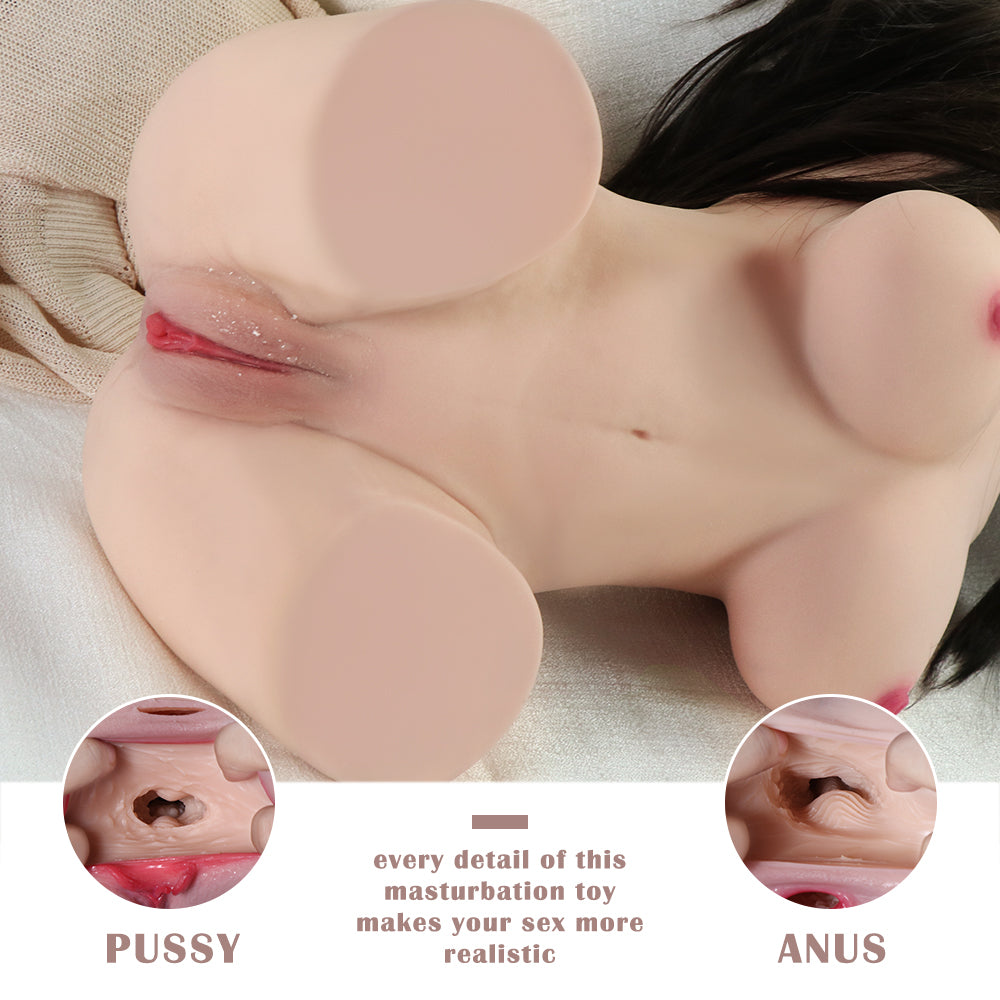 Jessie 2 Trunk mini Sex Doll 14.98Lb