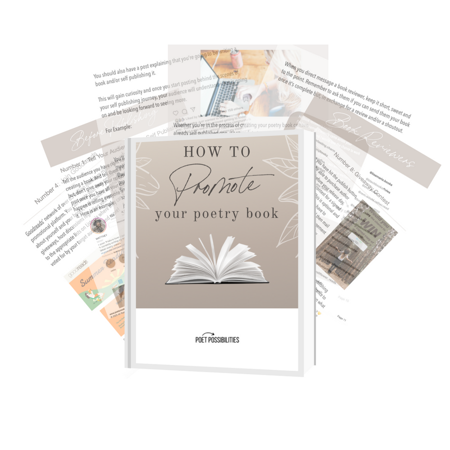 How to Promote Your Book