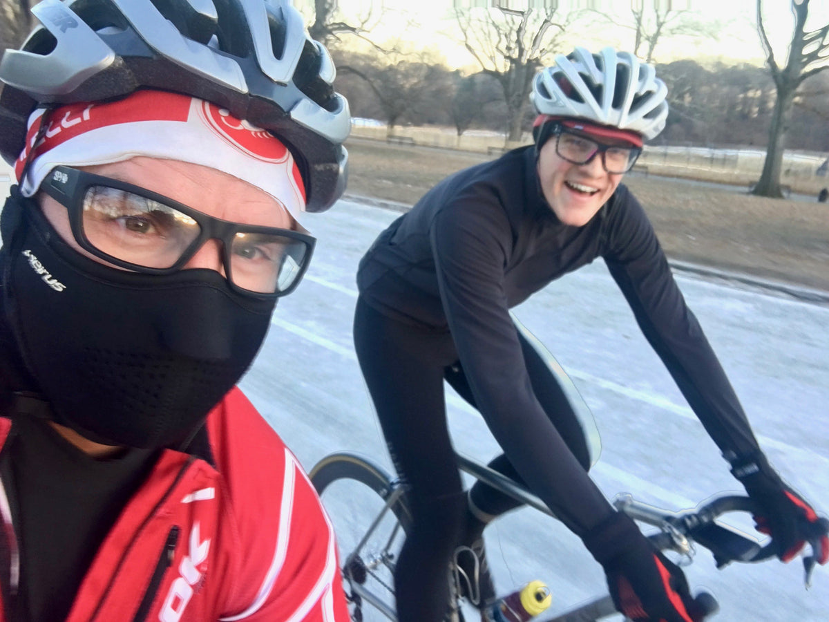 <H> Winter Riding Tips