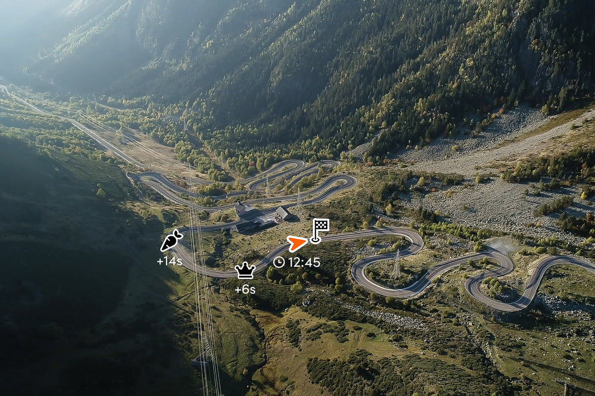 [VIDEO] The One You've Been Waiting For: Introducing Strava Live Segments