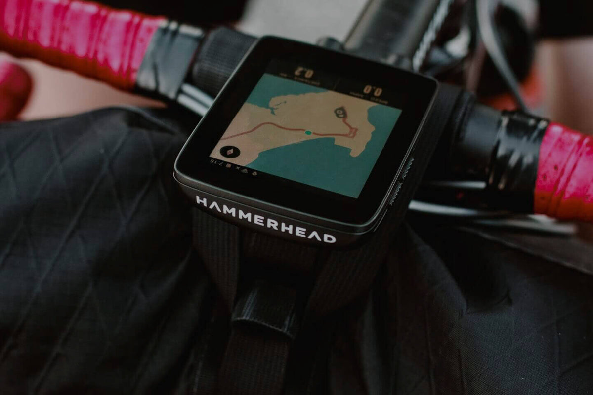 Building the World's Best Cycling Computer – Hammerhead