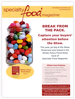 Specialty Food Magazine
