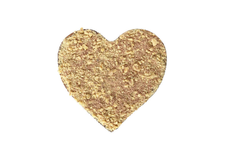 Heart Shaped English Toffee