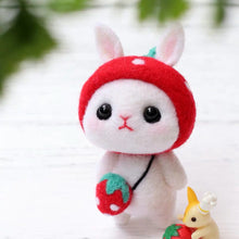 Load image into Gallery viewer, (Finished) Bunny With a Messenger Bag