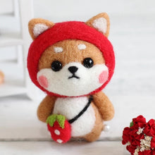 Load image into Gallery viewer, (DIY Package) Shiba Inu With a Messenger Bag