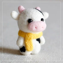 Load image into Gallery viewer, (DIY Package) Cute Little Animal With Scarf